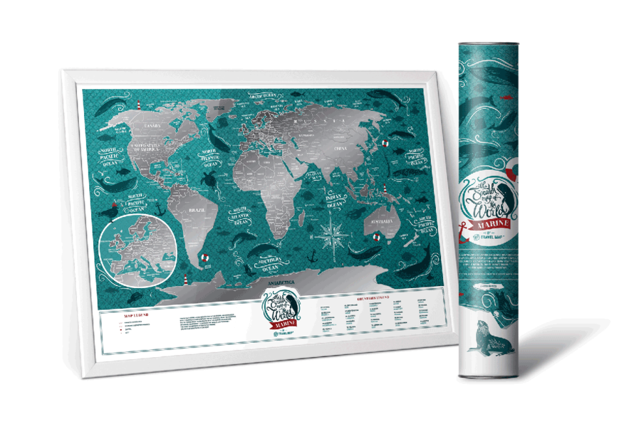 morska mapa żeglarza 4