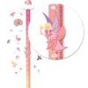 RG miarka wzrostu zdrapka dzieci prezent różowa wróżka 1