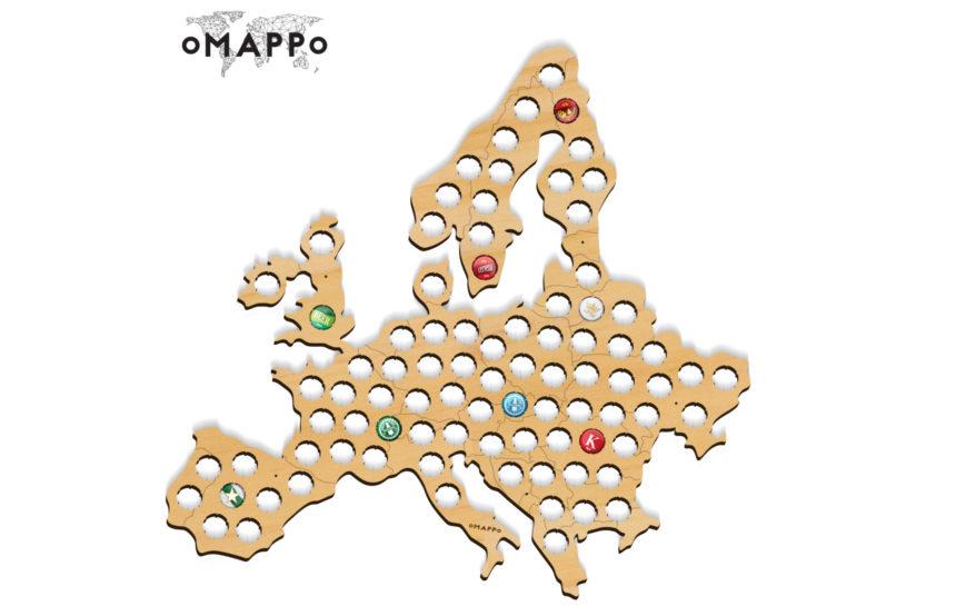 Bierkarte europa geschenk geschaft 8