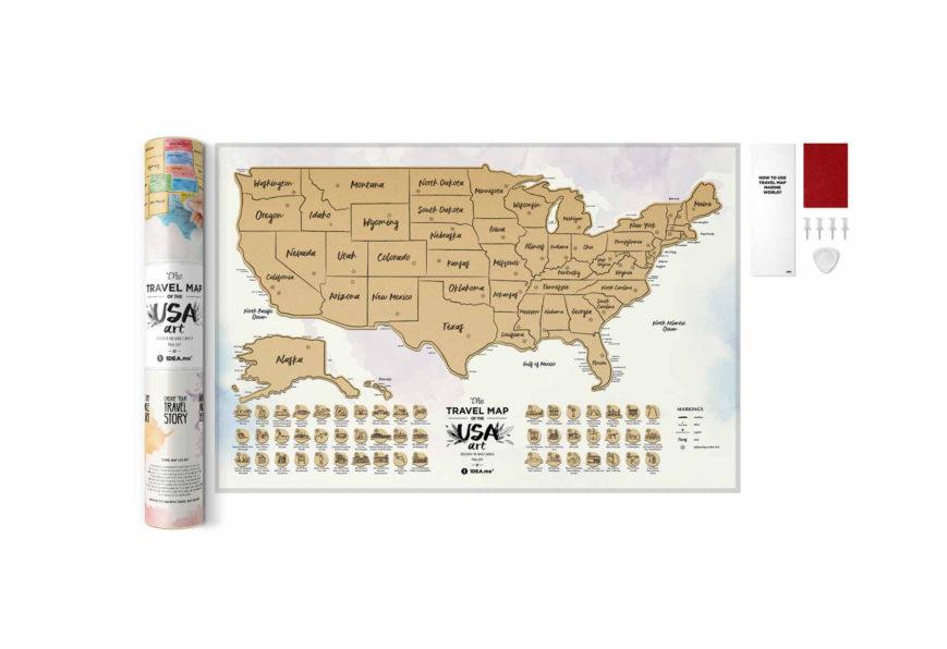 USAA karte usa rubbeln geshaft geschenk 5