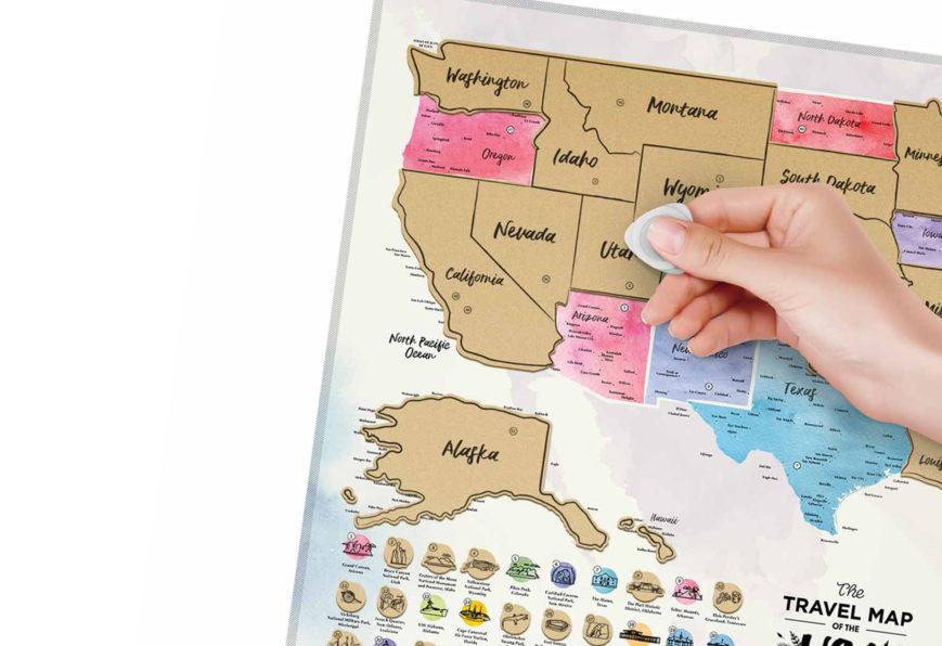 USAA karte usa rubbeln geshaft geschenk 2