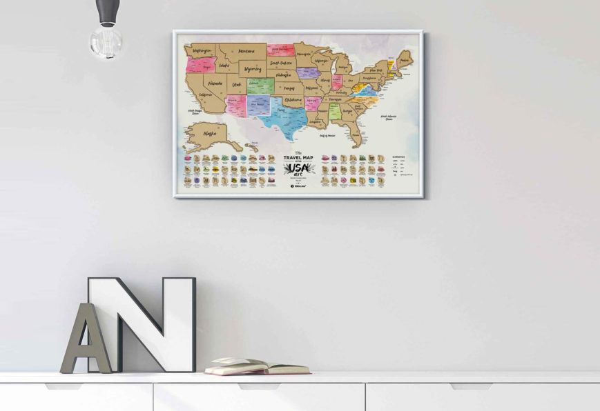 USAA karte usa rubbeln geshaft geschenk 11