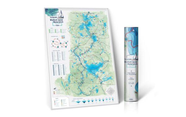 MAZURY-MAPA-zdrapka-jeziora-mikolajki-prezent-szlak-atrakcje-13-